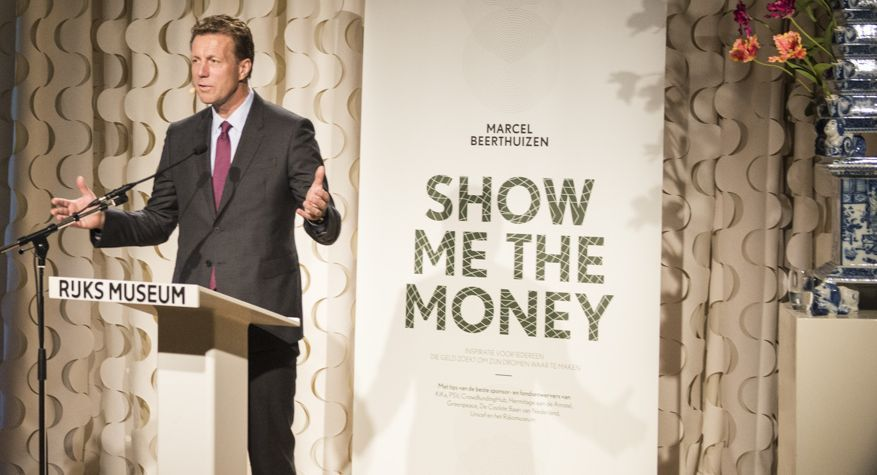 Book presentation Show me the money @ Rijksmuseum